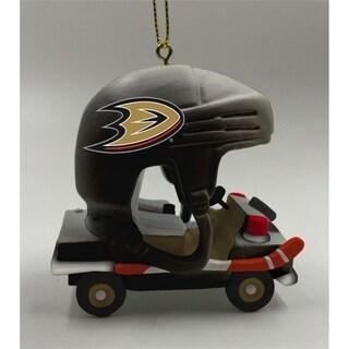 NHL 3-inch Team Field Car Ornament