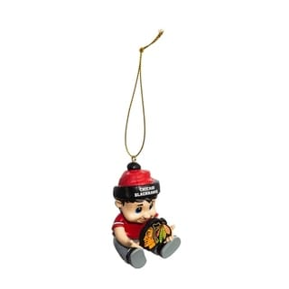 NHL 3-inch New Lil Fan Ornament