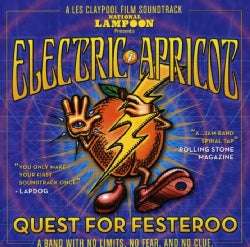 Various - Electric Apricot - Quest For Festeroo (OST)