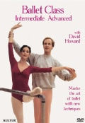 Ballet Class Intermediate/Advanced (DVD)