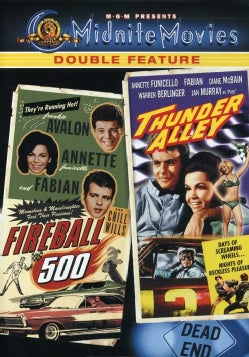 Fireball 500/Thunder Alley (DVD)