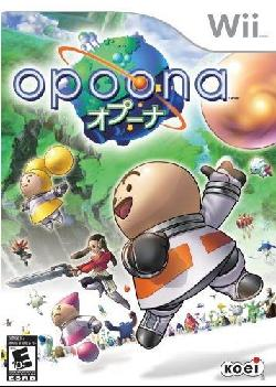 Wii - Opoona