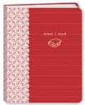 What I Read Red Mini Journal (Hardcover)