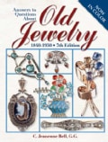 Answers To Questions About Old Jewelry: 1840-1950 (Paperback)