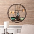 Upton Home Circular Wall Art