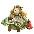 Mary, Mary Collectible Musical Doll