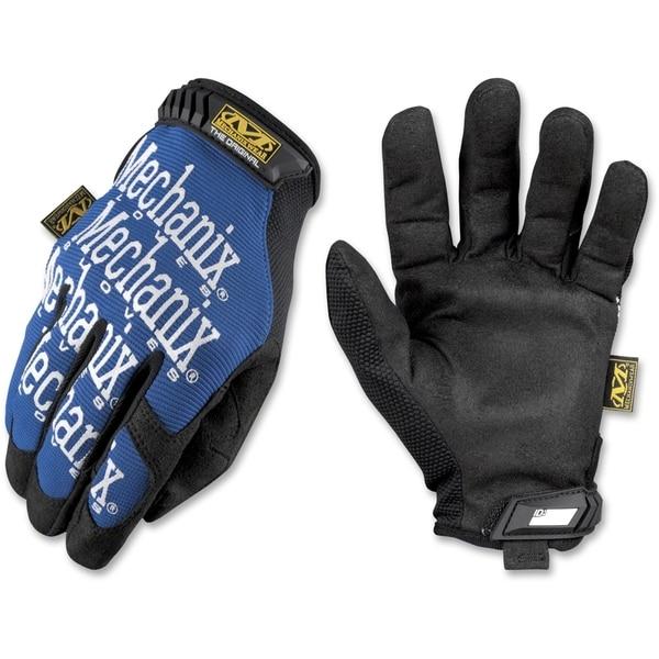 2 Pack Mechanix Wear Original Glove Blue Medium