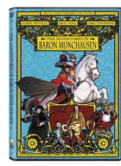 Adventures of Baron Munchausen, The 20th Anniversary Edition (DVD)