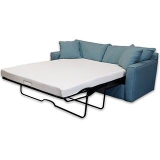 Select Luxury New Life 4.5-inch Twin-size Memory Foam Sofa Bed Sleeper Mattress
