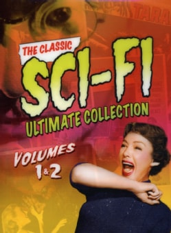 The Classic Sci-Fi Ultimate Collection Vol. 1 & 2 (DVD)