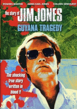 The Jim Jones Story/The Guyana Tragedy (DVD)