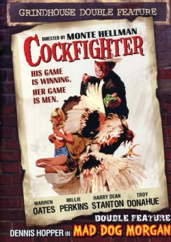 Grindhouse Double Feature: Cockfighter/Mad Dog Morgan (DVD)