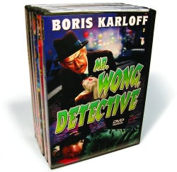 Mr. Wong Detective Complete Collection (DVD)