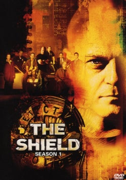 The Shield: The Complete First Season (DVD)