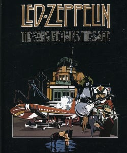 Led Zeppelin: The Song Remains the Same Special Edition (Blu-ray Disc)
