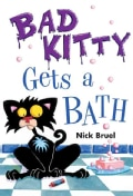 Bad Kitty Gets a Bath (Hardcover)