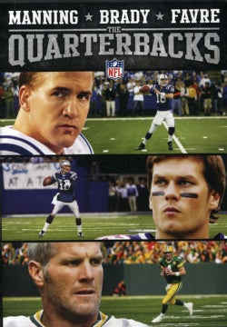 NFL Manning, Brady and Favre: The Quarterbacks (DVD)