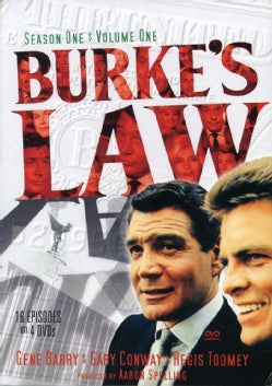 Burke's Law: Season 1 Vol. 1 (DVD)