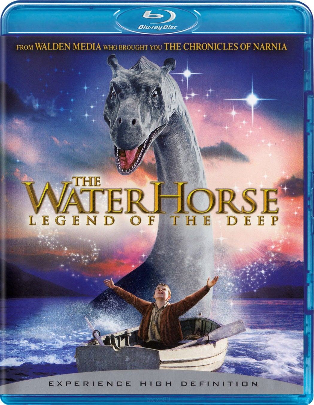 The Water Horse: Legend of the Deep (Blu-ray Disc)