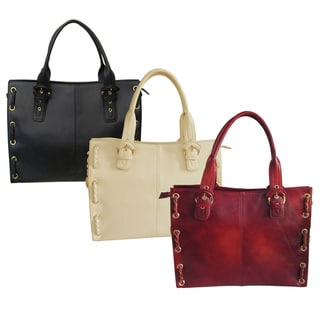 Amerileather Double Handle Tote