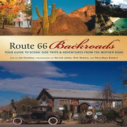 Route 66 Backroads: Your Guide to Scenic Side Trips & Adventures from the Mother Road (Paperback)