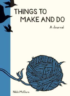 Things to Make and Do: A Journal (Paperback)