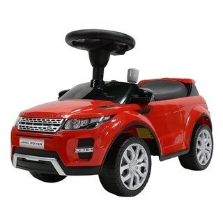 Evezo RANGE ROVER Evoque Ride-On Push Car