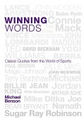 Winning Words: Classic Quotes from the World of Sports (Hardcover)
