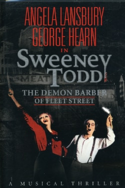 Sweeney Todd: Demon Barber (DVD)