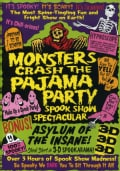 Monsters Crash the Pajama Party (DVD)
