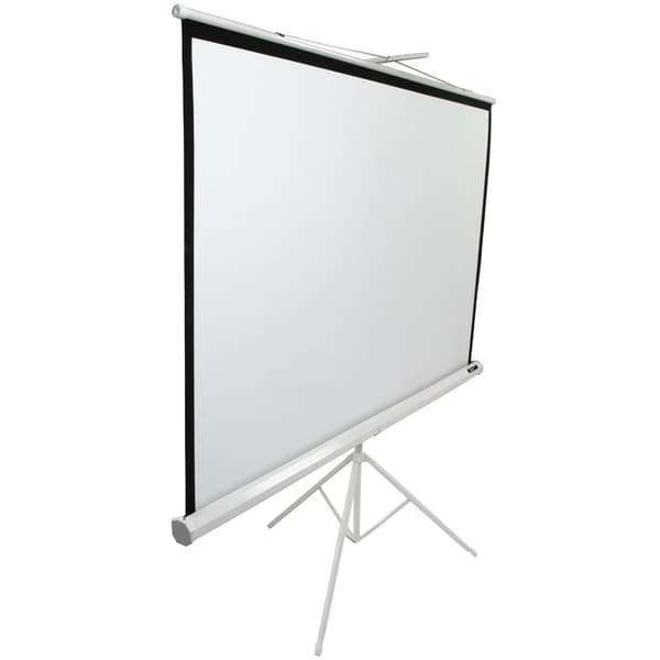 Elite Screens T99NWS1 Tripod Portable Tripod Manual Pull Up Projectio