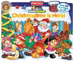 Christmastime Is Here! (Board book)