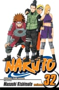 Naruto 32: The Search for Sasuke (Paperback)
