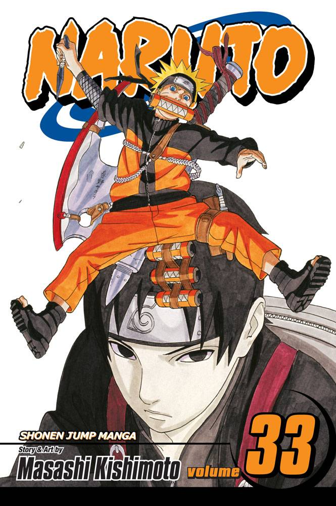 Naruto 33: The Secret Mission (Paperback)