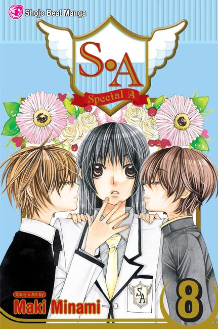 S. A. 8 (Paperback)