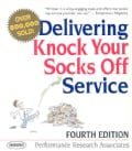 Delivering Knock Your Socks Off Service (CD-Audio)