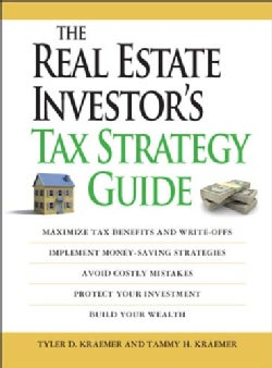 The Real Estate Investor's Tax Strategy Guide (Paperback)