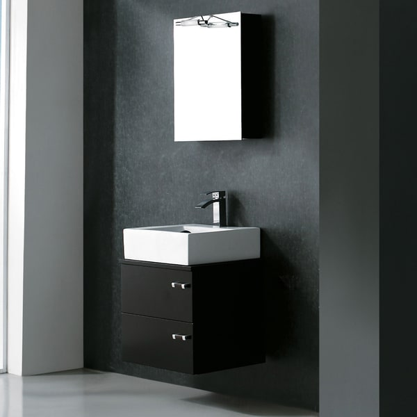 Vigo Calida Vanity Set with Medicine Cabinet