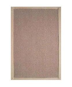 Hand-woven Beige sisal Jute Rug (8' 9 x 12')
