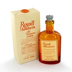 Royall Mandarin Men's 8-ounce Cologne