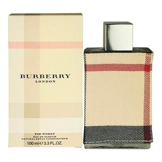 Burberry London Women's 3.3-ounce Refreshing Eau de Parfum Spray