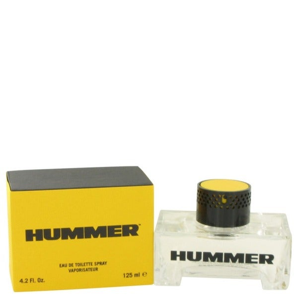 Hummer Men's Fragrance 4.2-ounce Eau de Toilette Spray