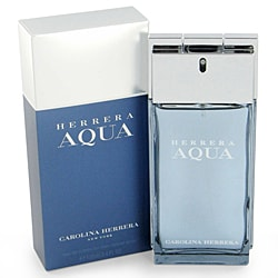 Herrera Aqua Men's 1.7 oz Eau De Toilette Spray