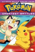 Pokemon's Greatest Battles (Paperback)