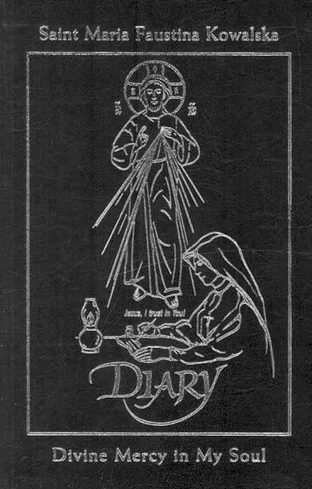 Diary of Saint Maria Faustina Kowalska: Burgundy Leather (Paperback)