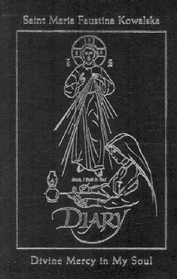 Diary of Saint Maria Faustina Kowalska: Burgundy Leather (Paperback)