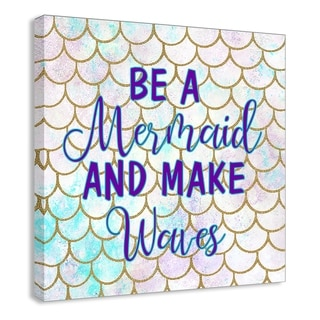 Be a Mermaid - Purple