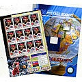 LeBron James Stamp Sheet and Folio Set