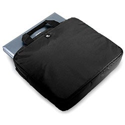 G Pacific Techno 17-inch Rolling Computer Briefcase