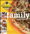 California Pizza Kitchen Family Cookbook (Hardcover)